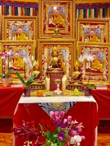 སྒྲོལ་ཆོག Tara Puja @ Sera Jey Foundation