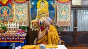 His Holiness The Dalai Lama: Live Teaching on Introduction to Buddhism
